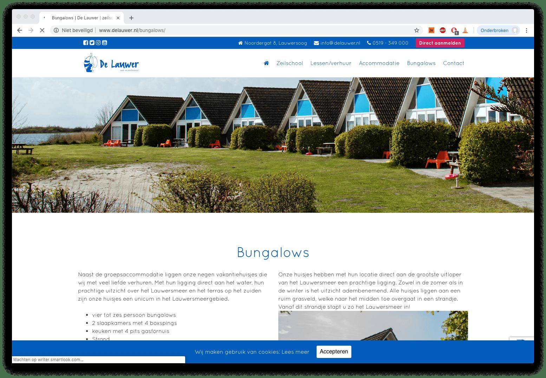 Watersportcentrum De Lauwer