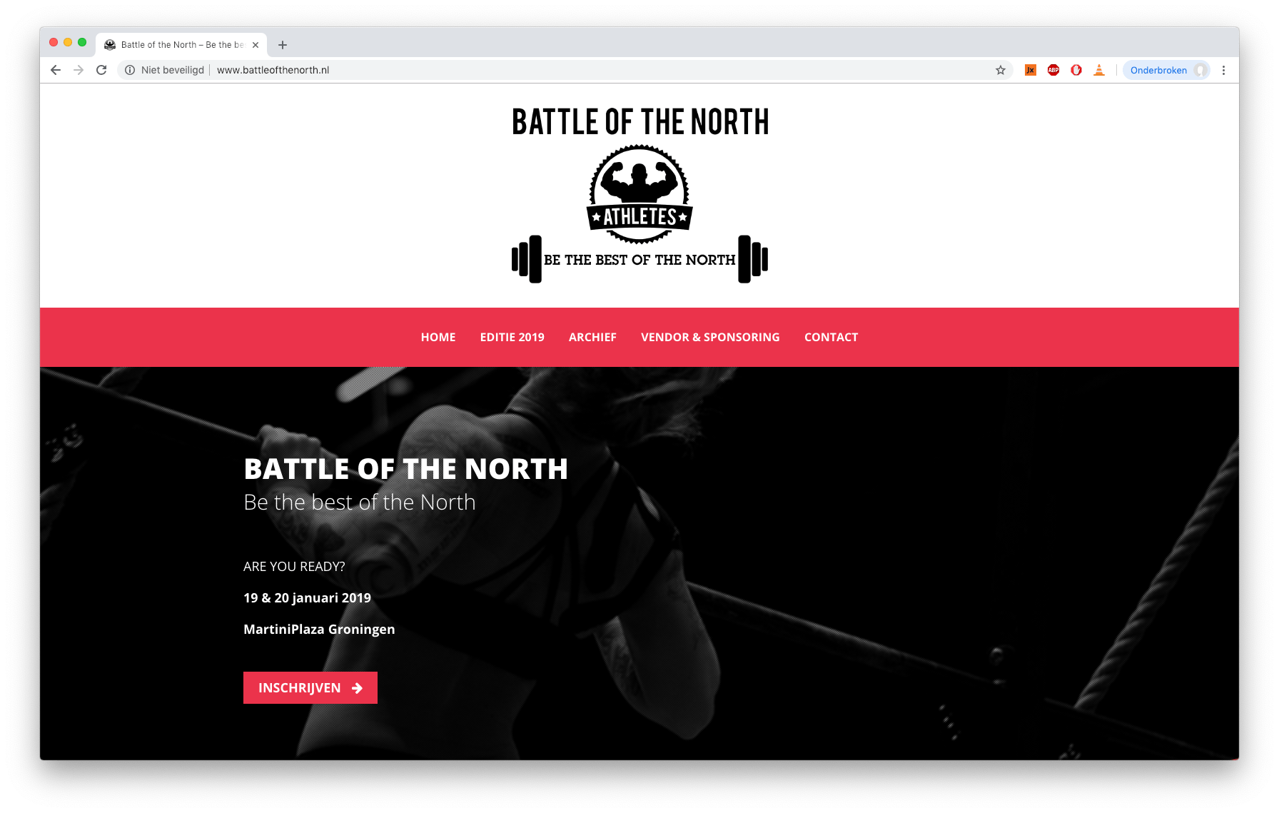 Battle of the North